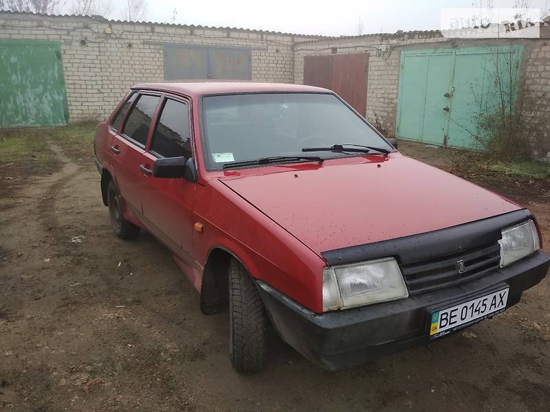 Lada (ВАЗ) 21099 1997 года в Николаеве