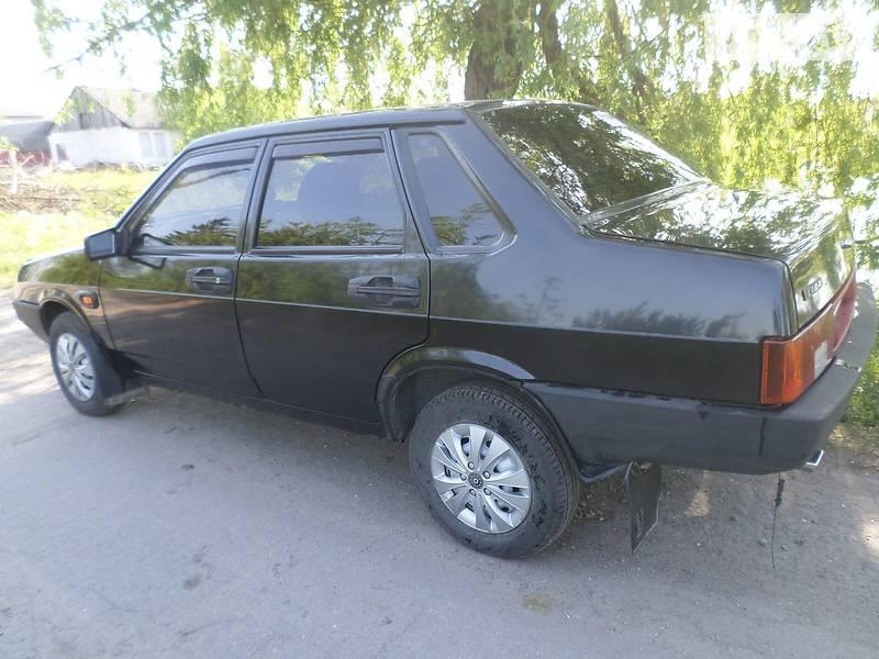 ВАЗ 21099 2008 в Барановке