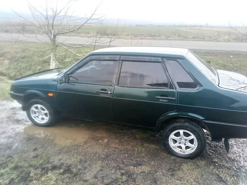 ВАЗ 21099 2002 в Иршаве