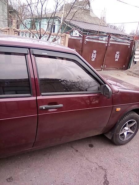 Lada (ВАЗ) 21099 2008 року в Миколаїві