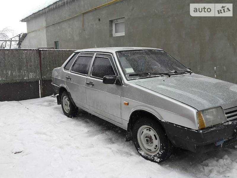 Lada (ВАЗ) 21099 2005 года в Ужгороде