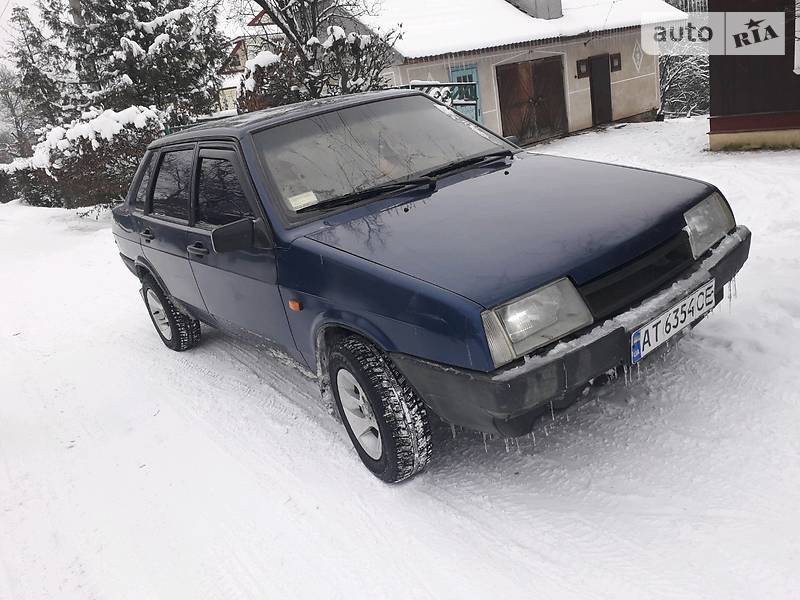 Lada (ВАЗ) 21099 2005 года в Ивано-Франковске