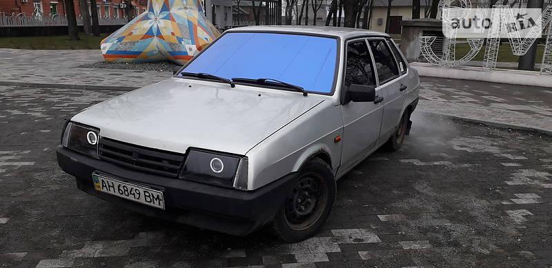 Lada (ВАЗ) 21099 2006 року в Донецьку