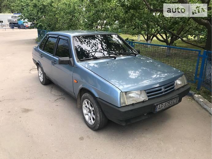 Lada (ВАЗ) 21099 1994 года в Запорожье
