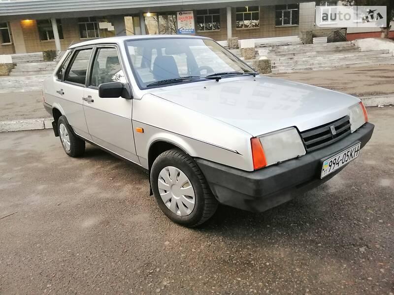 ВАЗ 21099 2002 в Тараще