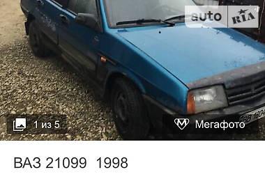 ВАЗ 21099 1998 в Новопскове