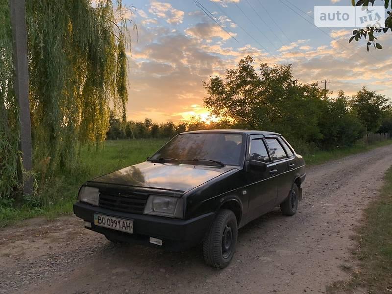 ВАЗ 21099 2007 в Черновцах