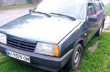 Седан ВАЗ 21099 2005 в Лубнах