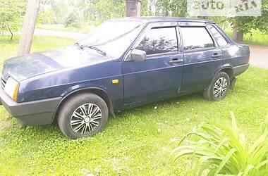 Седан ВАЗ 21099 2008 в Полтаве
