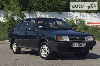 Седан ВАЗ 21099 2005 в Ужгороді