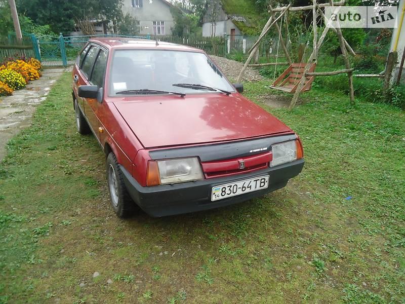 ВАЗ 2109 1991 в Жидачове