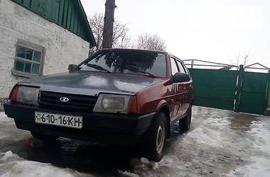 ВАЗ 2109 1996 в Кропивницком