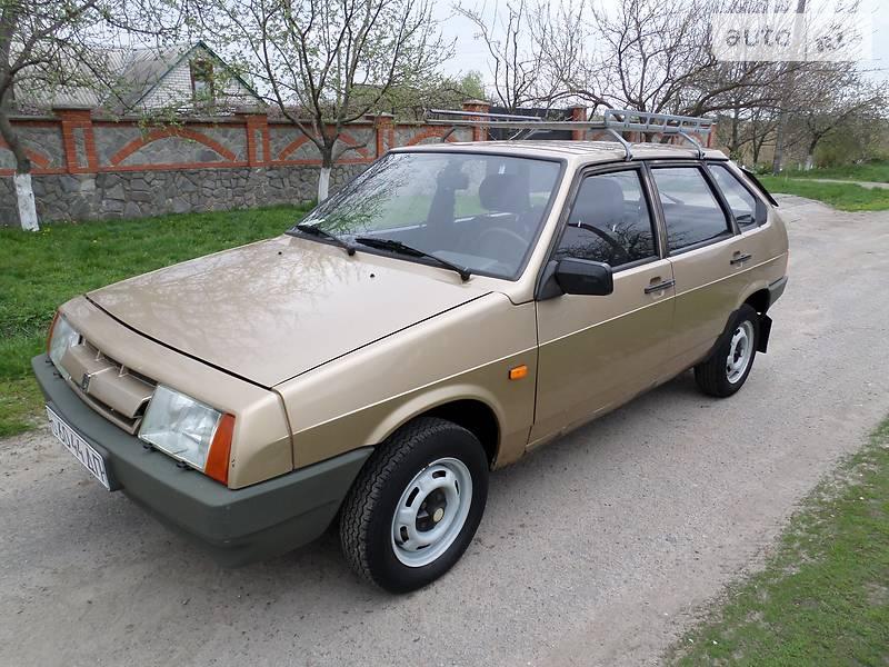 ВАЗ 2109 1989 в Полтаве