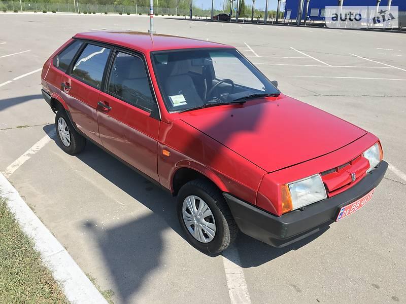 ВАЗ 2109 1990 в Запорожье