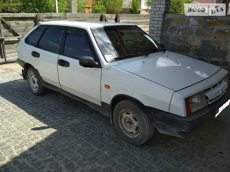 ВАЗ 2109 1991 в Коростене