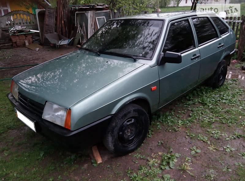 ВАЗ 2109 2006 в Надворной