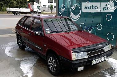 ВАЗ 2109 1995 в Ивано-Франковске