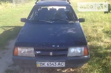 ВАЗ 2109 1989 в Владимирце