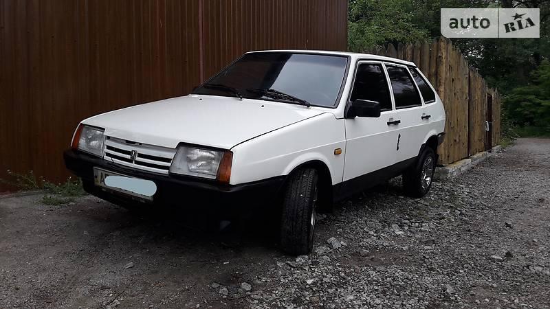 Lada (ВАЗ) 2109 1994 года в Запорожье