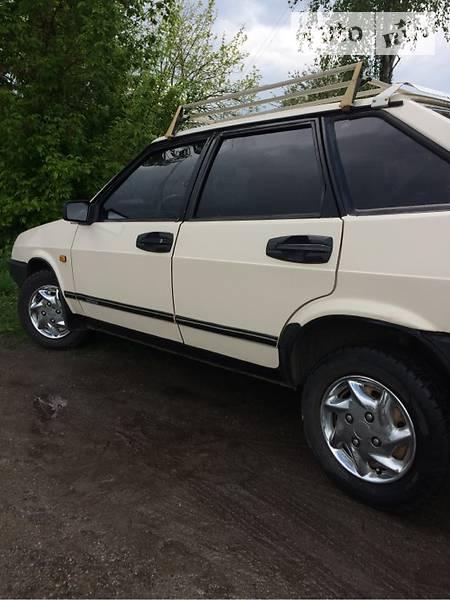 Lada (ВАЗ) 2109 1997 года в Чернигове