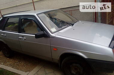 ВАЗ 2109 1999 в Ужгороде