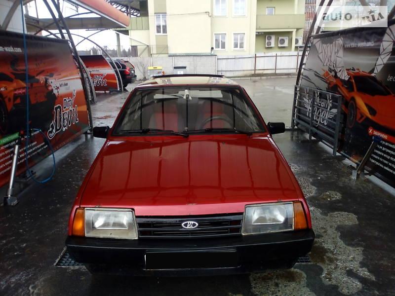 ВАЗ 2109 1990 в Львове