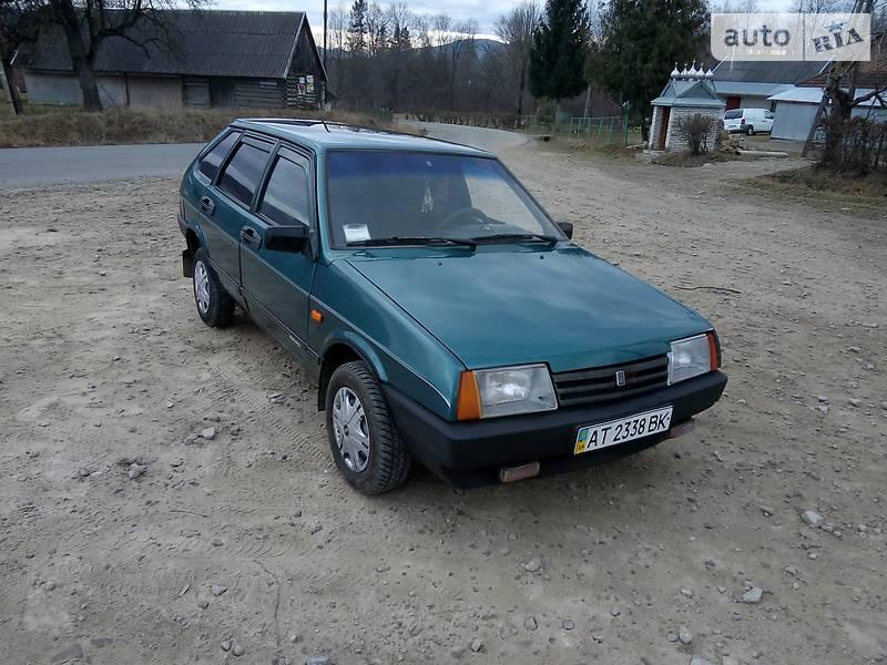 ВАЗ 2109 2001 в Косове