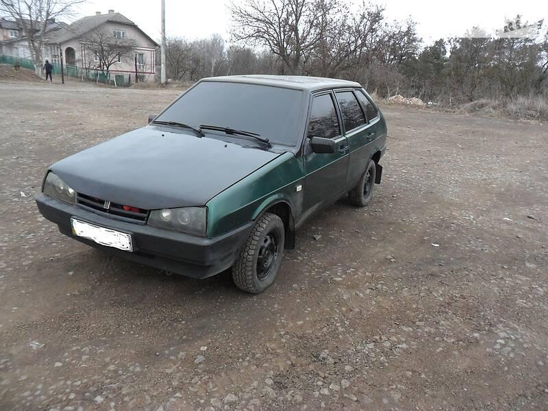 ВАЗ 2109 1998 в Ивано-Франковске