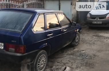 Хэтчбек ВАЗ 2109 1996 в Львове