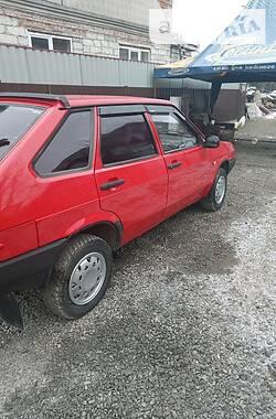 ВАЗ 2109 1989 в Кам'янець-Подільському