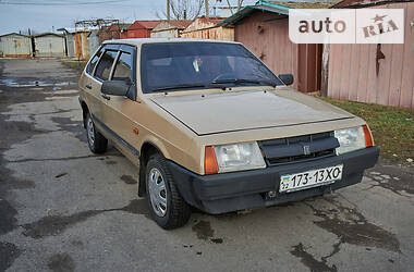 ВАЗ 2109 1988 в Херсоне