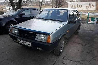 ВАЗ 2109 2007 в Городке