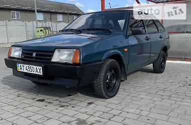 Хэтчбек ВАЗ 2109 2004 в Ивано-Франковске
