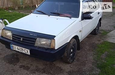 Хэтчбек ВАЗ 2109 1988 в Полтаве