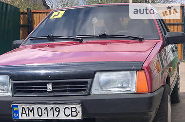 ВАЗ 2109 1991 в Новограді-Волинському
