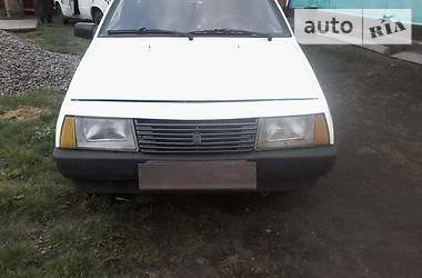 Хэтчбек ВАЗ 2109 1991 в Львове
