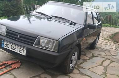 Хэтчбек ВАЗ 2109 2002 в Яремче
