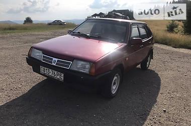 Хэтчбек ВАЗ 2109 1991 в Межгорье