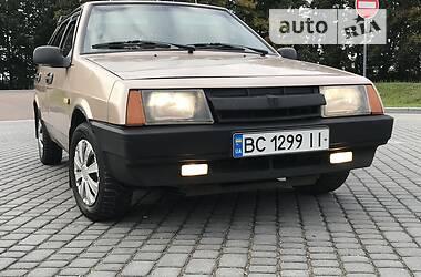 Хэтчбек ВАЗ 2109 1990 в Стрые
