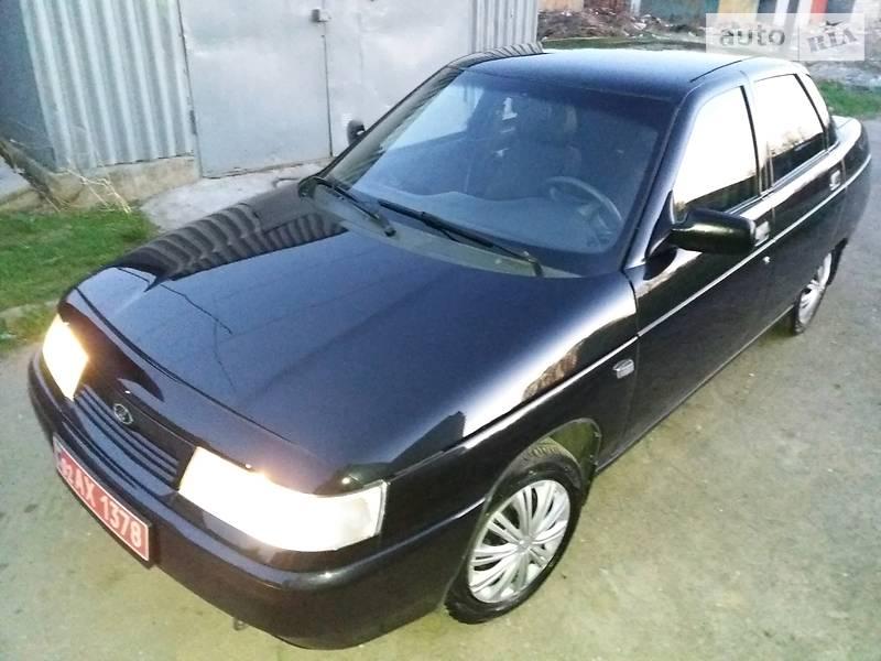 Lada (ВАЗ) 2110 2012 року