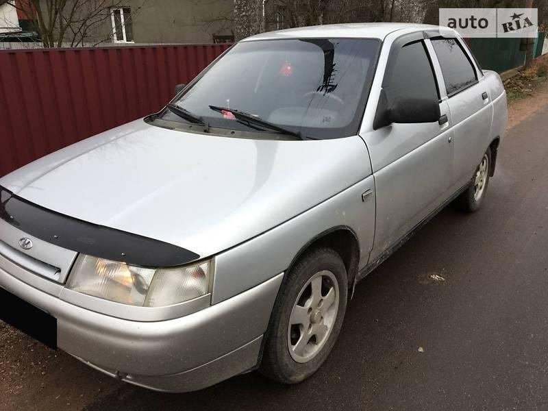 ВАЗ 2110 2007 в Черняхове