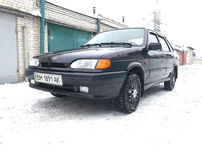 Lada (ВАЗ) 21115 2008 года в Сумах