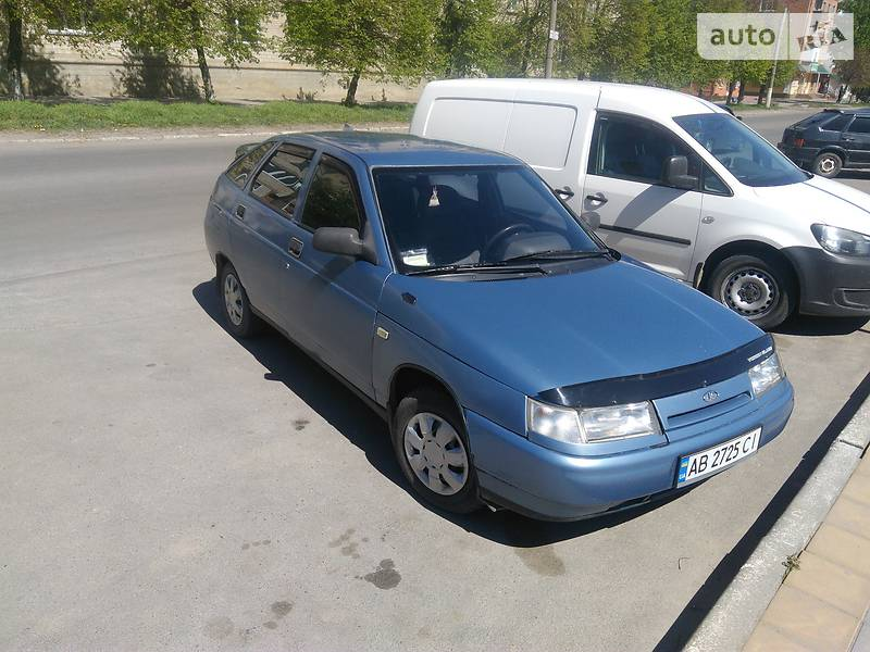 ВАЗ 2112 2002 в Томашполе