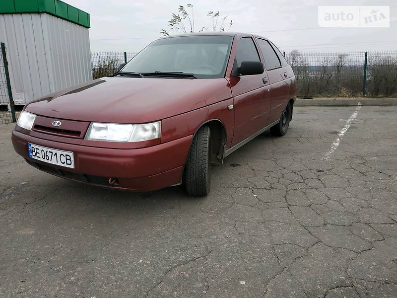 Lada (ВАЗ) 2112 2004 року в Миколаїві
