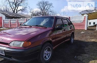 Хэтчбек ВАЗ 2114 2005 в Яготине