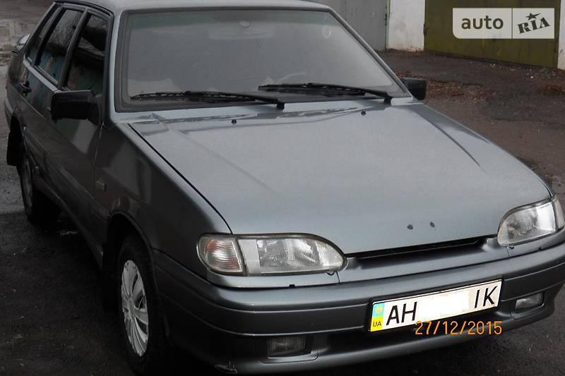 ВАЗ 2115 2008 в Донецке