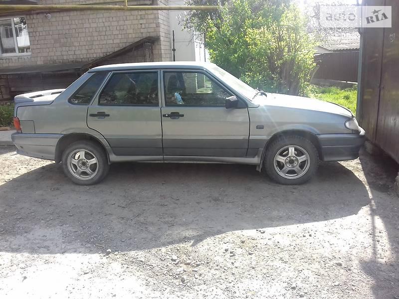 ВАЗ 2115 2007 в Черновцах