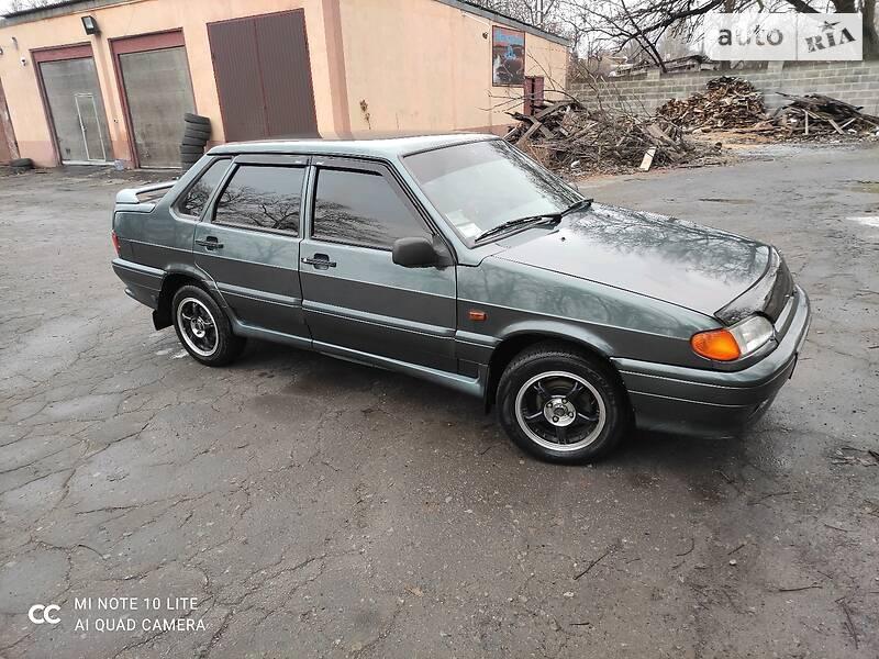 ВАЗ 2115 2008 в Дружковке