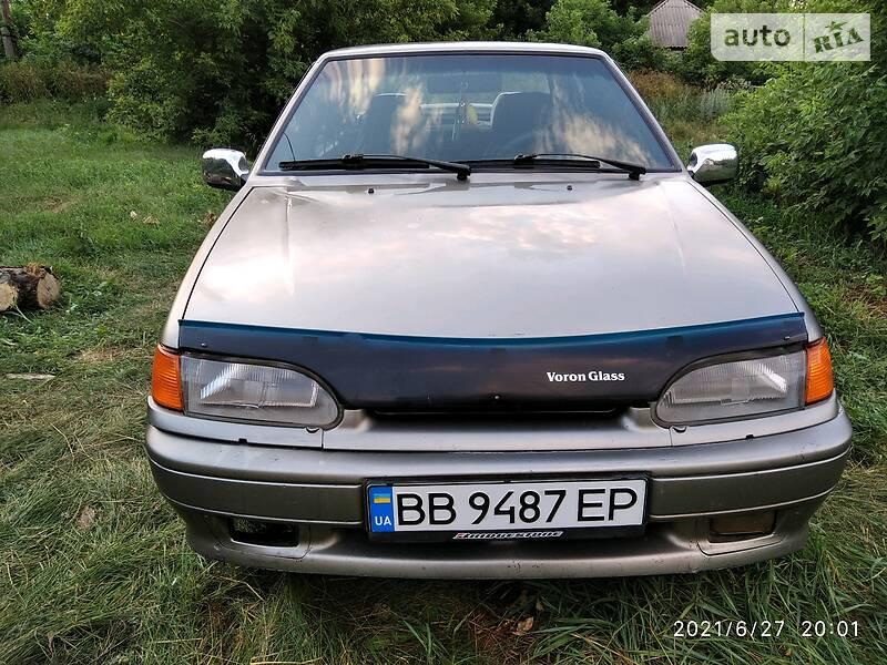 Седан ВАЗ 2115 2000 в Білокуракиному