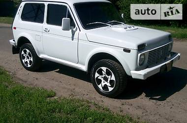 ВАЗ 21213 1987 в Полтаве